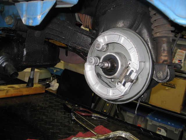 Scooterlounge com Vespa Technical Articles - How To Replace